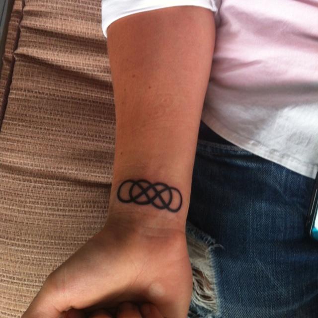 Double Female Symbol Tattoos