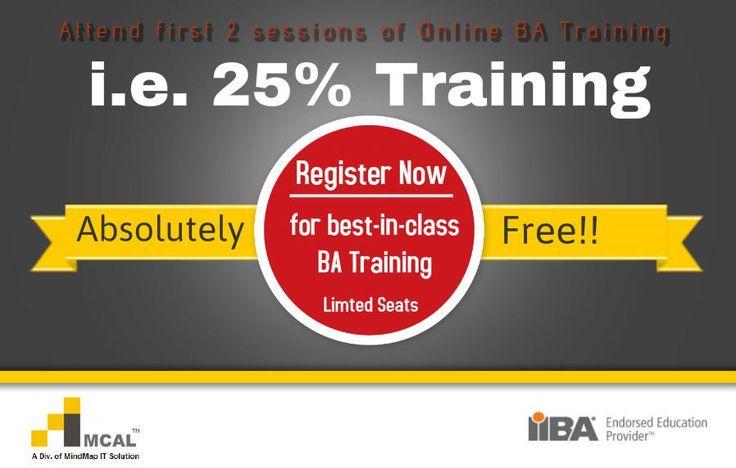 Business Analyst Certification Training for CBAP by MCAL - IIBA EEP in Pune, Mumbai, Delhi