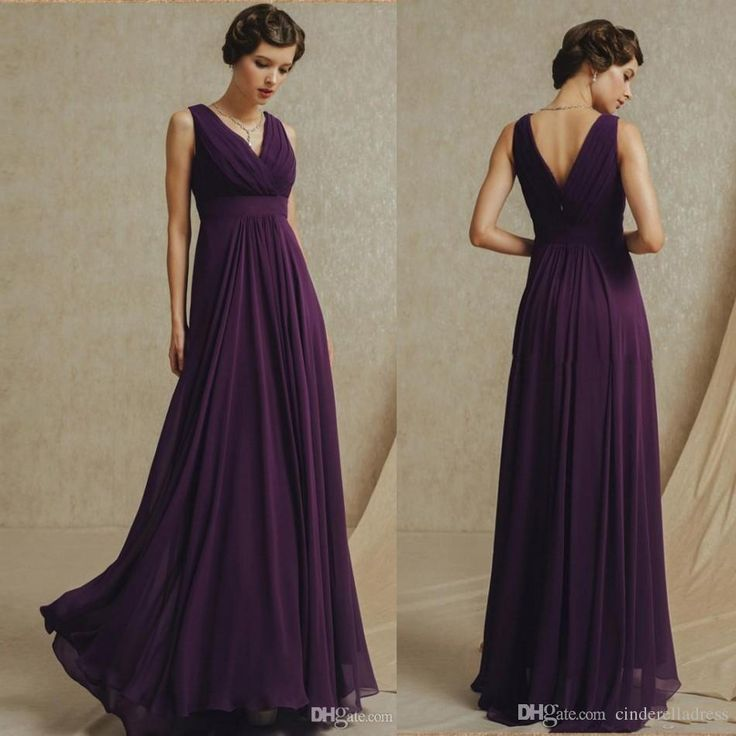 78 best ideas about Grape Bridesmaid Dress Colours on Pinterest ...