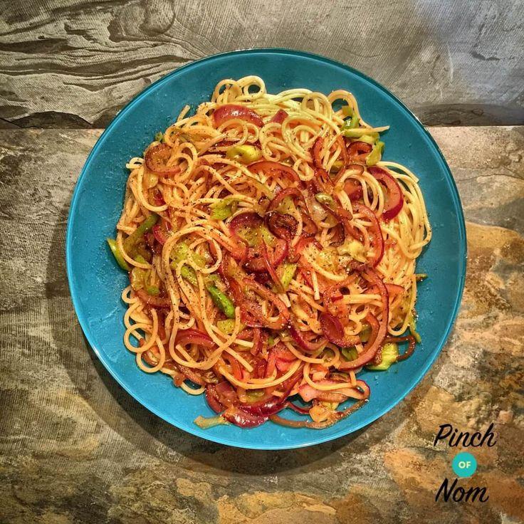 Syn Free Marmite Pasta