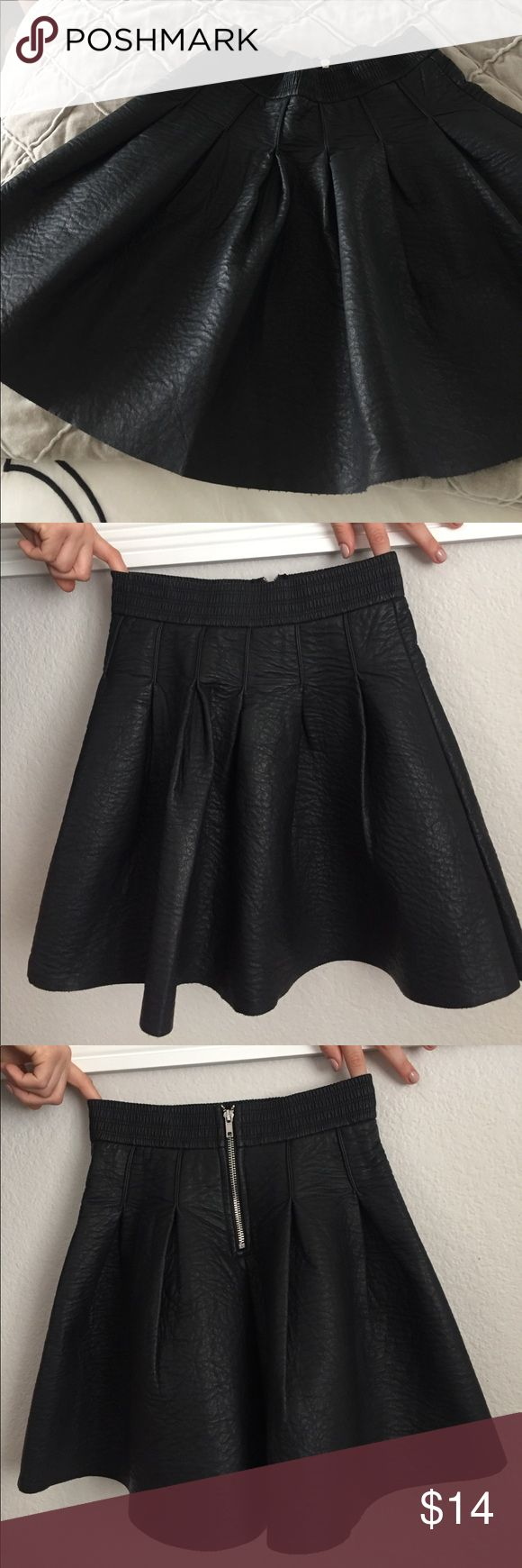25 best ideas about leather mini skirts on