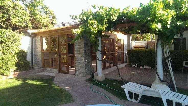 De Patio Desaprovechado a Quincho Cerrado | Ideas Construcción Casa
