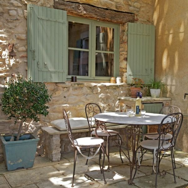 French Farmhouse Design Inspiration Provence Villa Hello Lovely French Country House Farmhouse Design French House