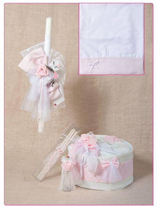 Greek Wedding Shop - Fairy Sweet Girl's Christening Set, Request Quote (http://www.greekweddingshop.com/fairy-sweet-girls-christening-set/)