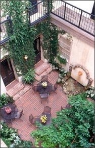 Kings Courtyard Inn - located right on King Street, the primary shopping district in Charleston, SC