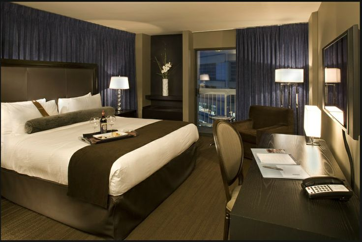Hotel Arts Calgary - Here is a look at one of their rooms!