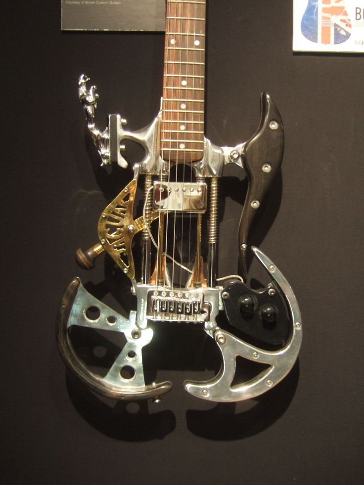 17 Best Images About Insane Guitars On Pinterest