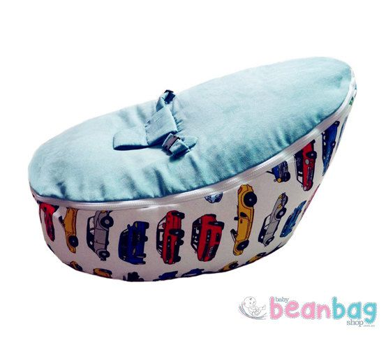 Car Beans Blue Baby Bean Bag By Babybeanbagshop On Etsy 4995 Or Visit