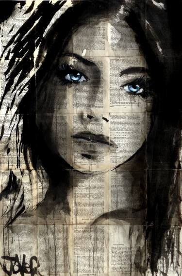 Broken Arrows © Loui Jover