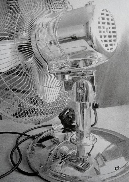 Kelvin Okafor - fan - superrealisme