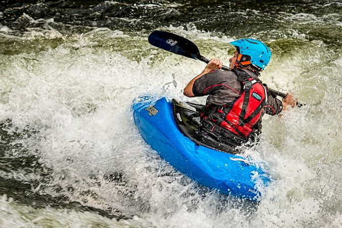 White Water Kayaking Photos...