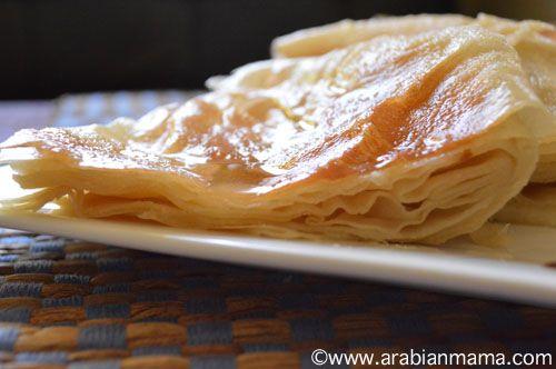 Egyptian feteer meshaltet recipe