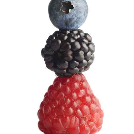 Berries: Just a handful of blueberries, raspberries, or blackberries is an excellent source of antioxidants, which protect muscles from free radical damage that might be caused by exercise. Shop for berries by the shade of their skin: The deeper the colour, the healthier the fruit.