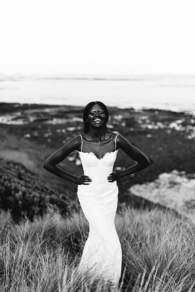 Stella  | ONE DAY BRIDAL | Love's Keeper | Spring15 | Photography: Erin & Tara