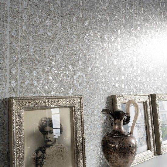 Elitis Koh I Noor Wallpaper Ultra Luxe