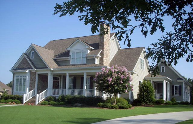 Shook Hill - Mitchell Ginn | Southern Living House Plans. Exterior