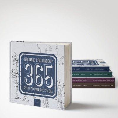 DZIENNIK COACHINGOWY. 365 PYTAŃ OD TWOJEGO COACHA