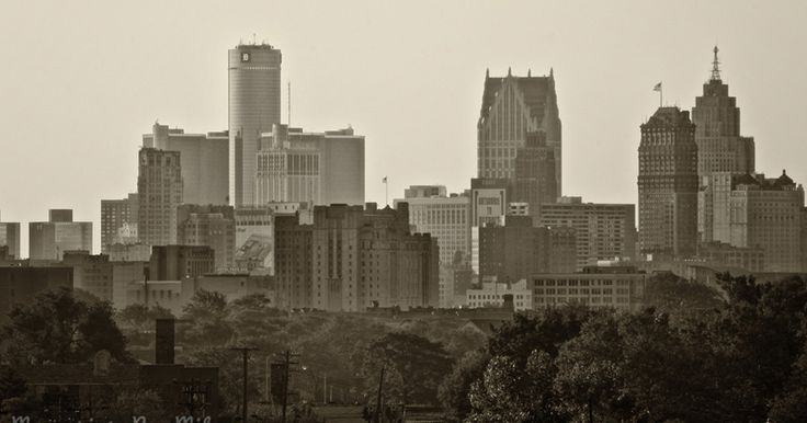 DETROIT HAS GONE FROM BEING THE GREATEST MANUFACTURING CITY IN THE WORLD TO A GLOBAL JOKE Nearly two million people lived there, and it had the highest per capita income in the United States