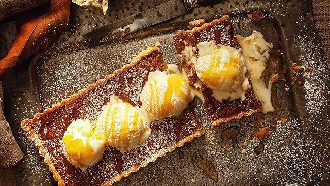 Treacle tart | Pic-a-nic | Pinterest