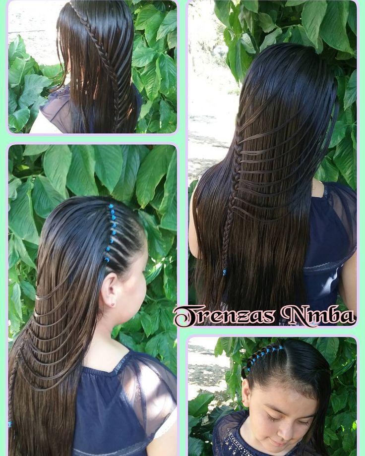 93 отметок «Нравится», 14 комментариев — Trenzas Nmba (clary) (@trenzasnmba) в Instagram: «Feliz tarde amigos,  bendiciones #hairstyles #trenzas #VYMtrenza #viriyuemoon #peinados #braid…»