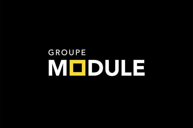 Groupe Module | Branding par TM design | Design Logo