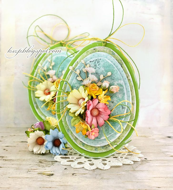 Wild Orchid Crafts: Easter cards