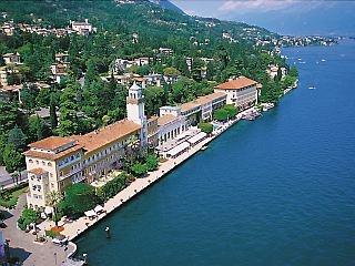 Gardone Lake Garda Italy