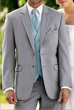 Groomsmen. Thinking about gray and light blue to match my man's gorgeous eyes.