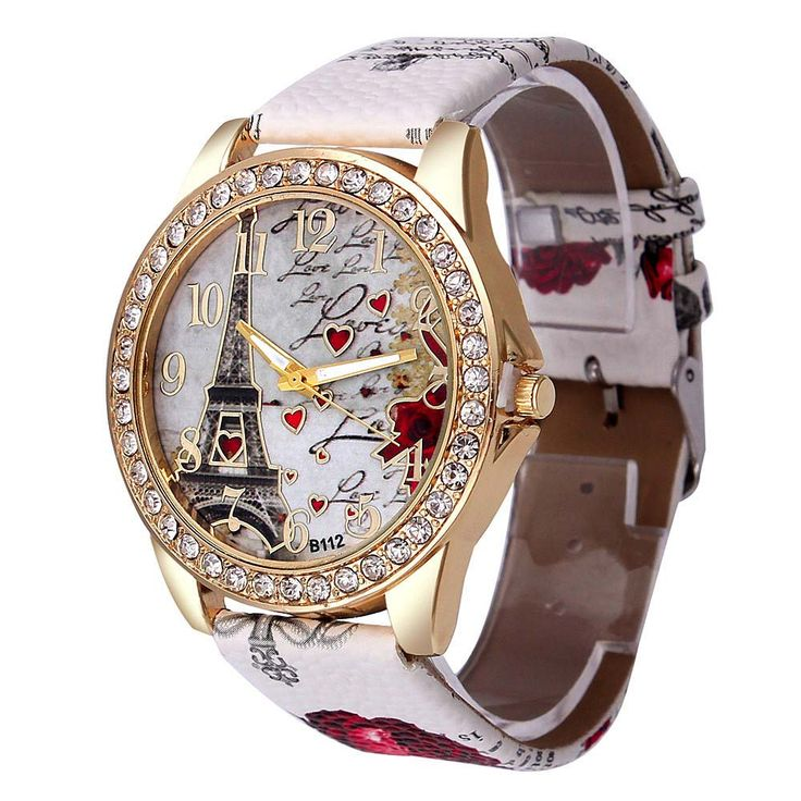 Fashion Women Watch Jeewlry PU Leather Band Watches Eiffel Tower Crystal Love Heart Casual Quartz Watches Wristwatch Gifts LL@17   USD$4.00 FREE SHIPPING  Tag a friend who would love this!     FREE Shipping Worldwide     Get it here ---> https://buy18eshop.com/fashion-women-watch-jeewlry-pu-leather-band-watches-eiffel-tower-crystal-love-heart-casual-quartz-watches-wristwatch-gifts-ll17/