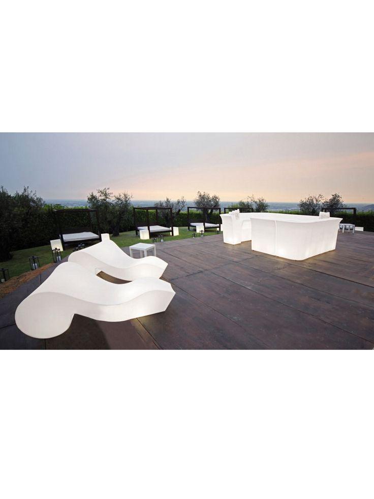 Slide Design Beleuchtete Theke Jumbo Corner kaufen im borono Online Shop