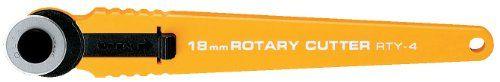 Olfa 18mm Small Rotary Cutter Olfa http://www.amazon.com/dp/B000YZ7R2K/ref=cm_sw_r_pi_dp_plCrub0J6B9CN