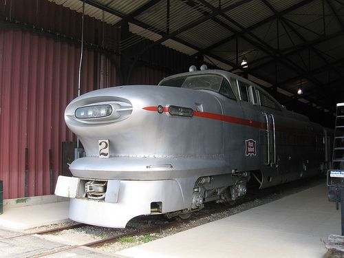 96 Best Images About General Motors Emd Aerotrain On Pinterest
