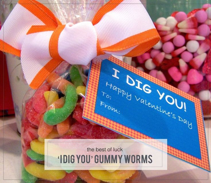 i dig you gummy bears cool valentines day gift ideas from baltimore boutiques - Cool Ideas For Valentines Day