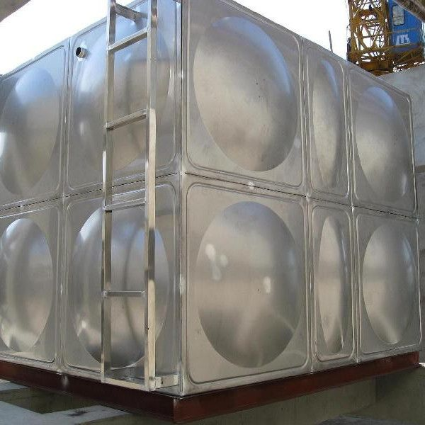 Factory Supply High Quality Stainless Steel Drinking Water Tank Steel Water Tanks Water Storage Tanks Water Storage