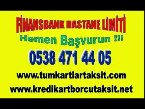 İzmir Finansbank Hastane Limiti