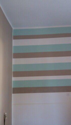Parete A Righe Beige: Aliexpress buy zebra wallpaper roll modern brief vertical black.