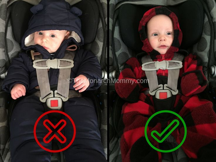 5b30173e5 Winter Car Seat Safety  How to Keep Your Kids Safe AND Warm