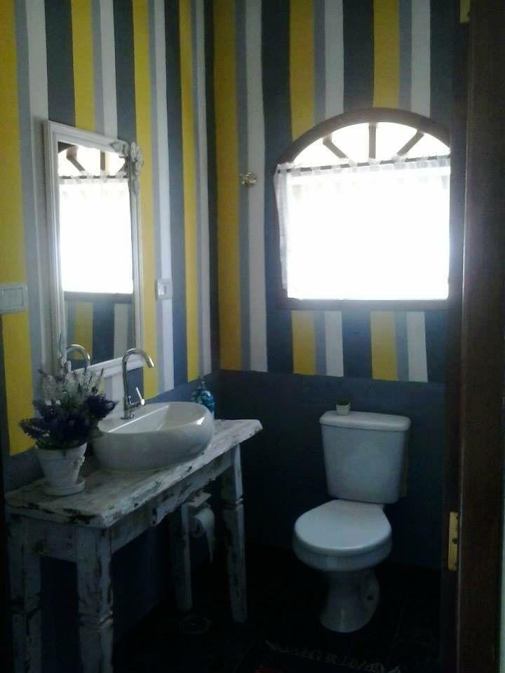 176 melhores imagens sobre Home no Pinterest  Decoração de banheiro, Arte do # Decoracao De Banheiro Com Tecido Adesivo