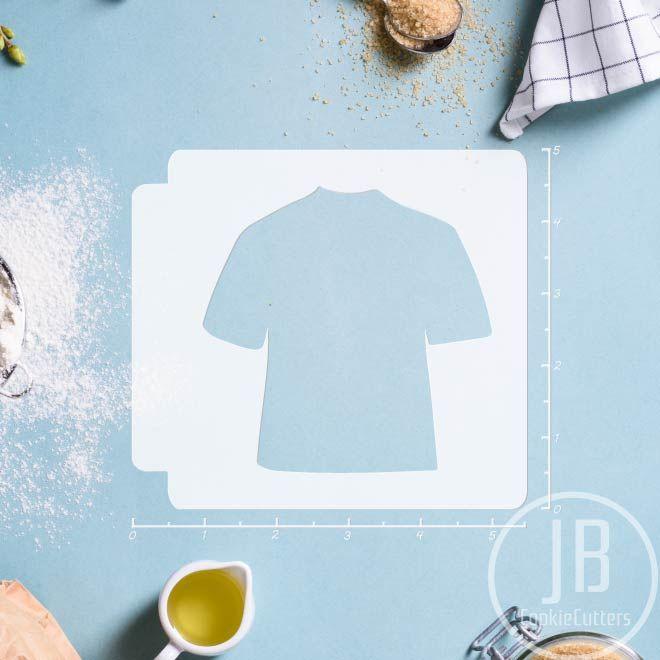 T-Shirt 783-089 Stencil