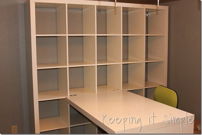 17 best images about craft room ideas on pinterest ikea - Ikea ideas for small spaces pict ...