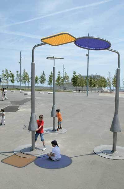 Amazing Diseño De Emiliana Design Studio Y Fabricado Por Richter Spielgeräte. Es Amazing Ideas
