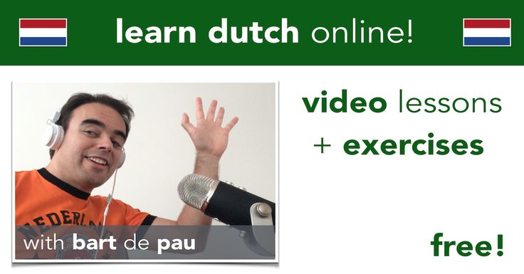 Dutch Language: Basic Words and Phrase Guide ...