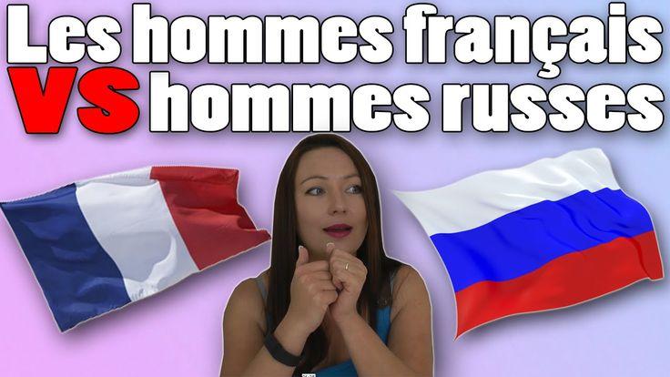 Hommes francais VS russes La Russe de PACA recontre