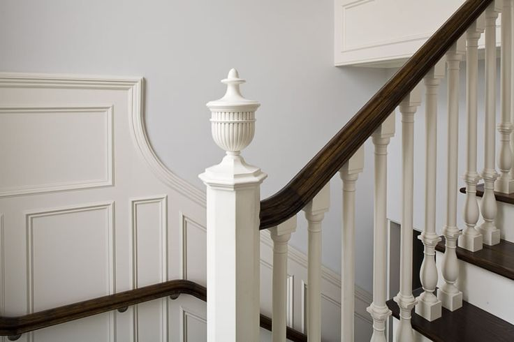 .: James Of Arci, Stairs, Michael Howard, Paintings Colors, Interiors Design, Newel Posts, Stairca, Stairways, Architecture Details