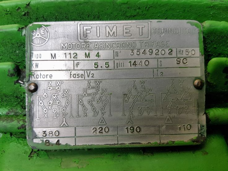 Elektromotor 5.5 kW