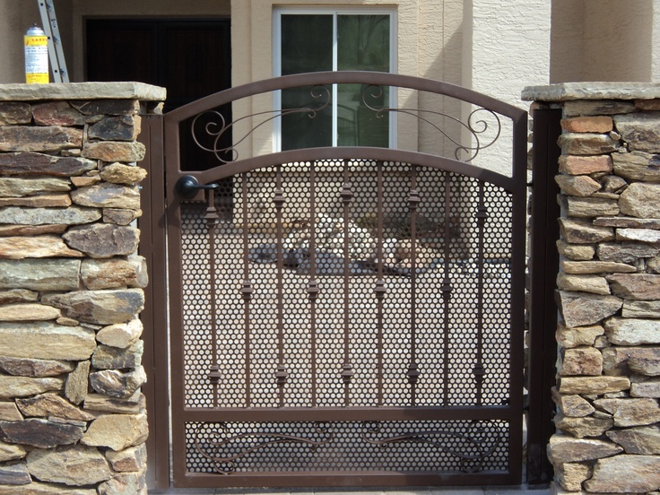 12 Best Images About Custom Fences & Gates For The Greater