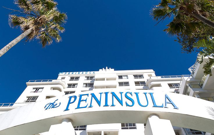 The Peninsula All Suite Hotel Cape Town