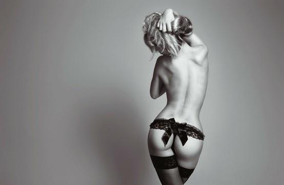 back #woman