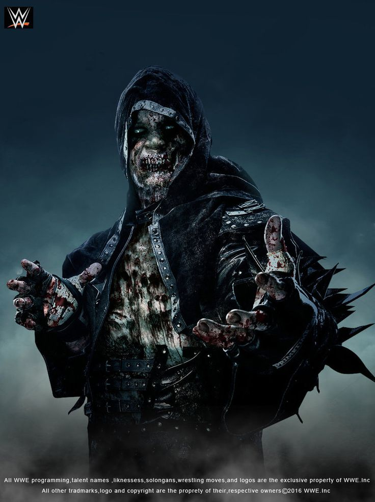WWE The Undertaker 2016 Poster by edaba7.deviantart.com on @DeviantArt