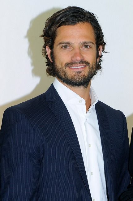 HRH Prince Carl Philip of Sweden